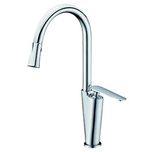 Dawn USA Single Lever Handle Kitchen Faucet