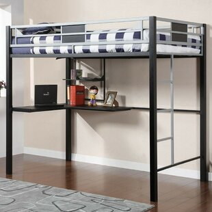Yeomans Contemporary Full Loft Bed