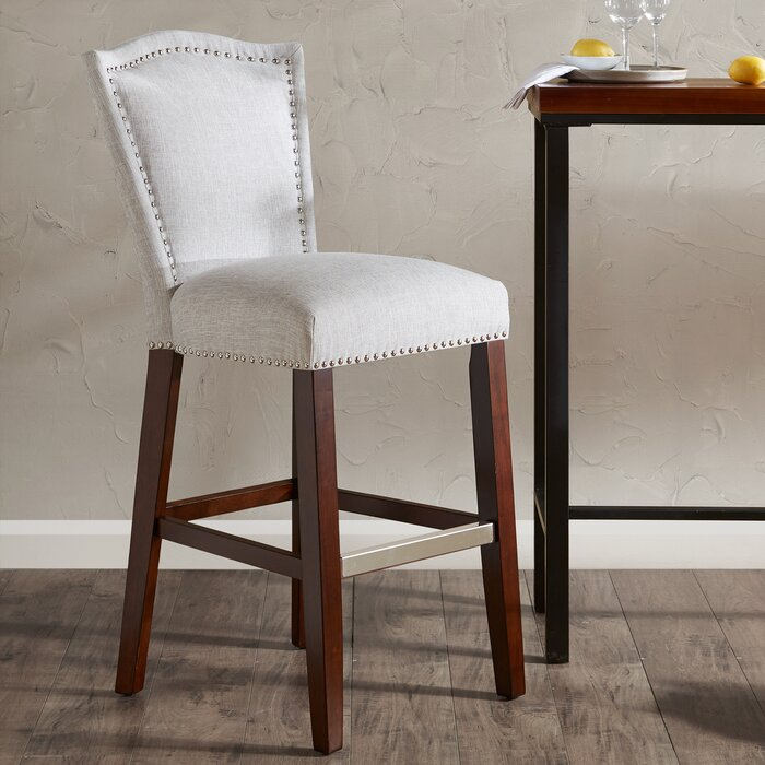 Cool Newville Bar Counter Stool Creativecarmelina Interior Chair Design Creativecarmelinacom