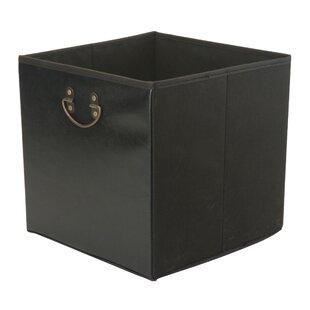 Leather U0026 Faux Leather Storage Boxes, Bins, Baskets U0026 Buckets