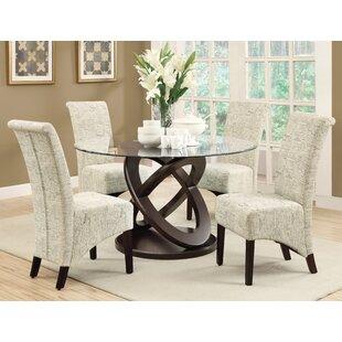 Acres Dining Table Set  sc 1 st  Wayfair & 42 Inch Round Dining Table Set | Wayfair