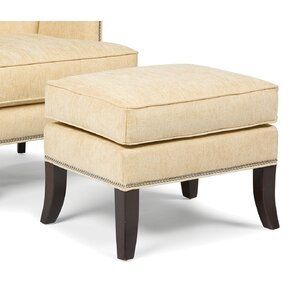 Pillow Top Ottoman by Fairfield Chair