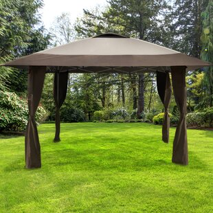 Haven 13 Ft W X D Steel Patio Gazebo