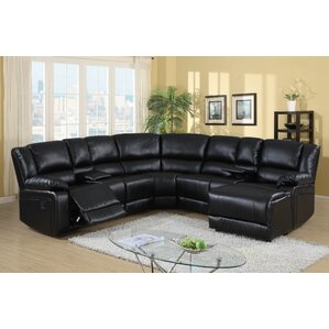 Bandini Reclining Sectional by Wildon Home ?