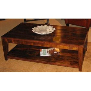 Angelica Coffee Table by World Menagerie