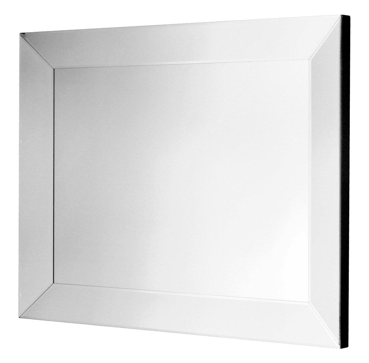 Home Essence Spiegel mit abgeschrägten Kanten | Wayfair.de