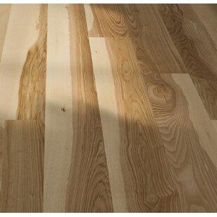 Scandinavian Naturals 7 3 8 Engineered Ash Hardwood Flooring In Gotland
