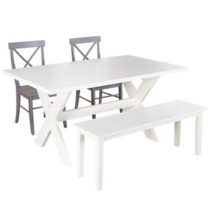 Rossetti 4 Piece Dining Set
