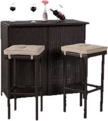 eabeb9e590b Patio Bar Furniture You ll Love