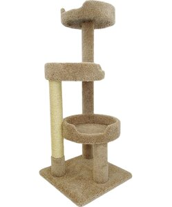 50″ Premier Kitty Pad Cat Tree