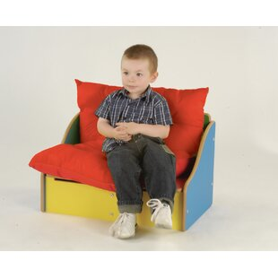 Sofa with Cushions by Twoey Toys