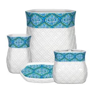 Ceramic & Porcelain Bathroom Accessories You\'ll Love   Wayfair
