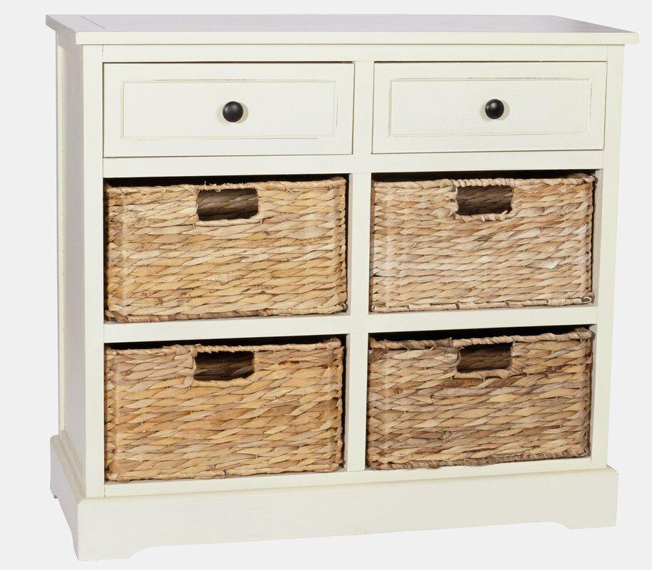 Mara 6 Drawer Storage Unit