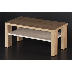 Aurand Wood Coffee Table w..