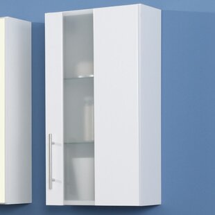 Miami 35 x 65cm Wall Mounted Cabinet by Held Möbel