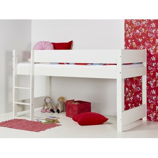 Hettie Single Mid Sleeper Bed by Home Loft Concept