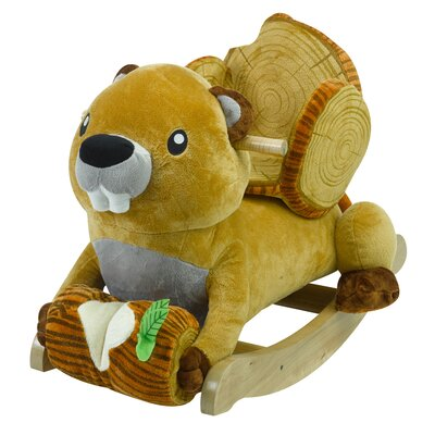 Plush Animal Rocking Horses You Ll Love In 2019 Wayfair