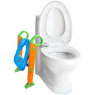potty seat for elongated toilet. Kids Potty Training Elongated Toilet Seat OxGord  Wayfair