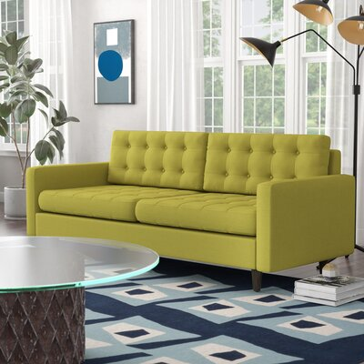 Yellow Sofas You Ll Love Wayfair