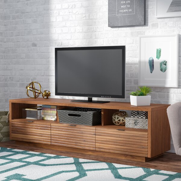 "Mercury Row Posner 72.4"" TV Stand & Reviews"