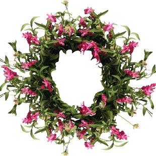 20  Desert Rose Wreath  sc 1 st  Wayfair & Desert Rose Dinnerware | Wayfair