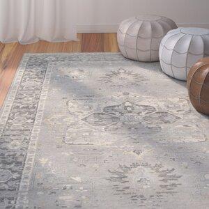 Esmeyer Handmade Wool Gray Area Rug