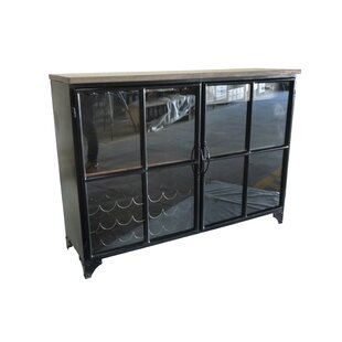 Lorsworth 2 Door Bar Cabinet