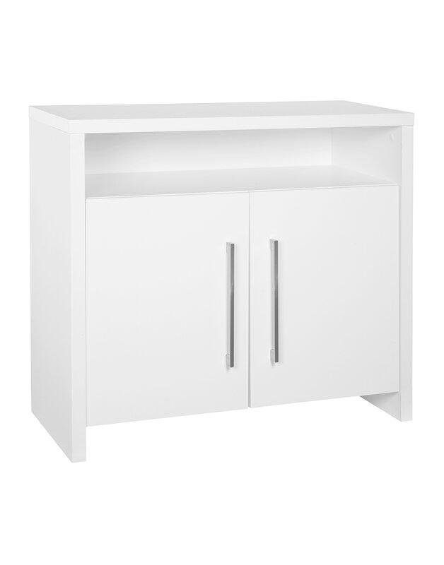 2 Door Storage Accent Cabinet