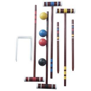 Starter 4 Player Croquet Set