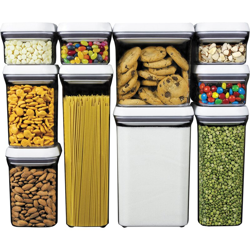 Oxo Good Grips Pop Container Food Storage Set Amp Reviews
