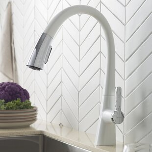 White Kitchen Faucets Youll Love In 2019 Wayfair