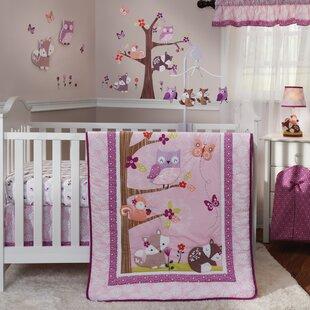 d046781111736 Lavender Crib Bedding   Wayfair
