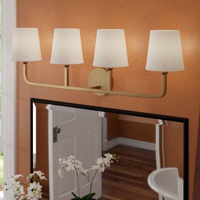 Three Posts Climsland 2-Light Vanity Light & Reviews   Wayfair