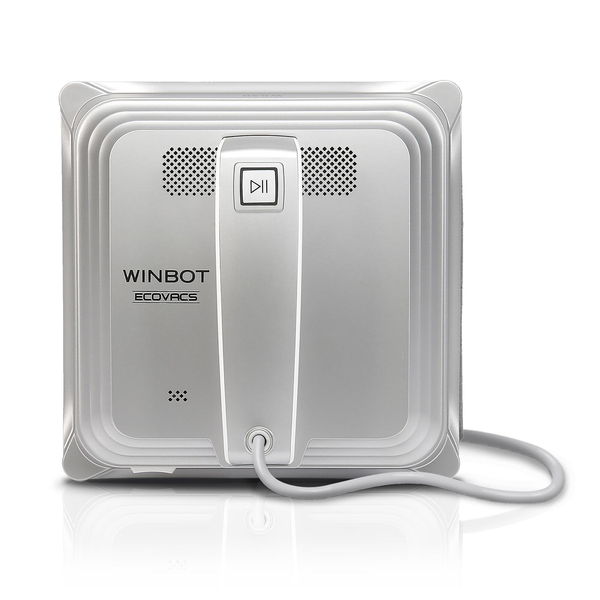 ecovacs robotics, inc. winbot 830 robotic window cleaner | wayfair
