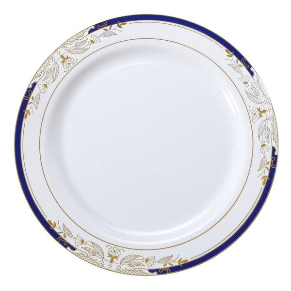 Fineline Settings, Inc Signature Blu Dinner Plate | Wayfair