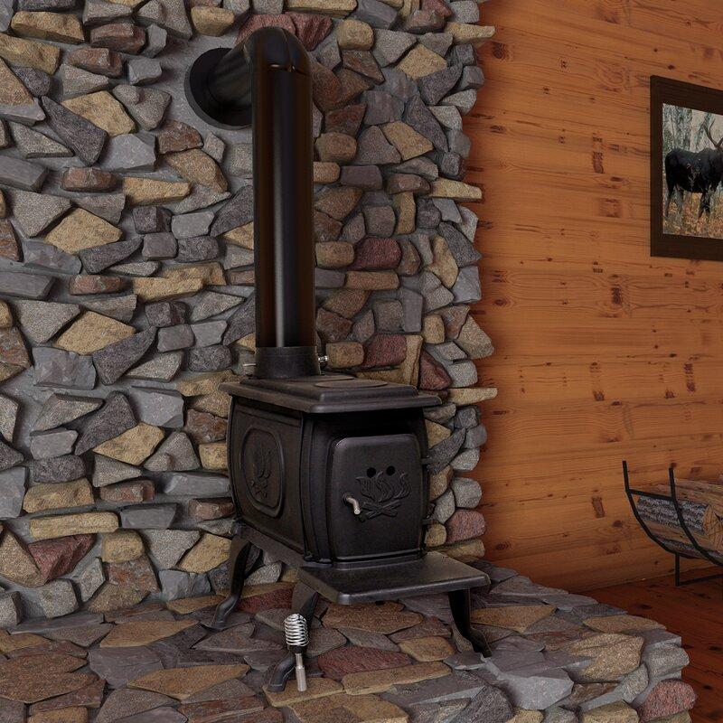 Us Stove 900 Sq Ft Direct Vent Wood Stove Amp Reviews