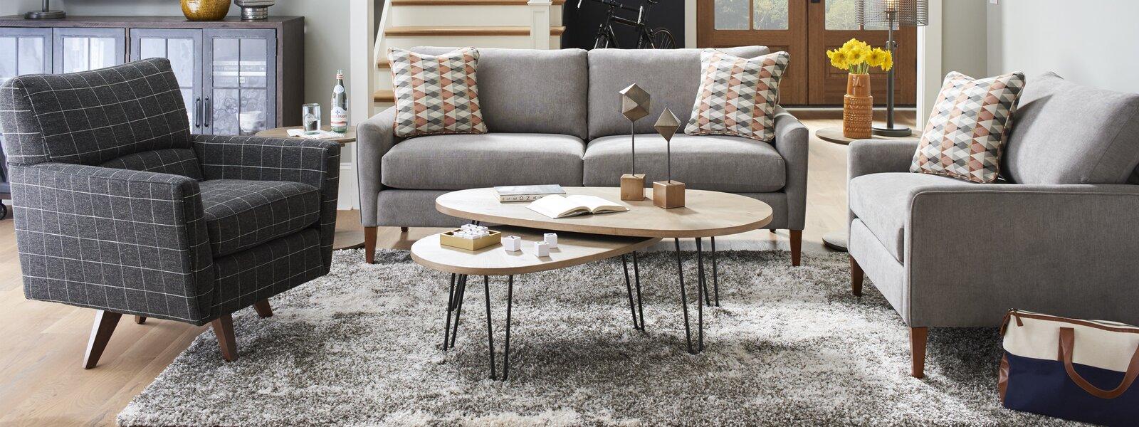 Lazy Boy Living Room Furniture | La Z Boy Wayfair