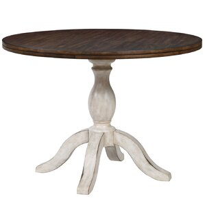 Orleans Round Pedestal Dining Table by..