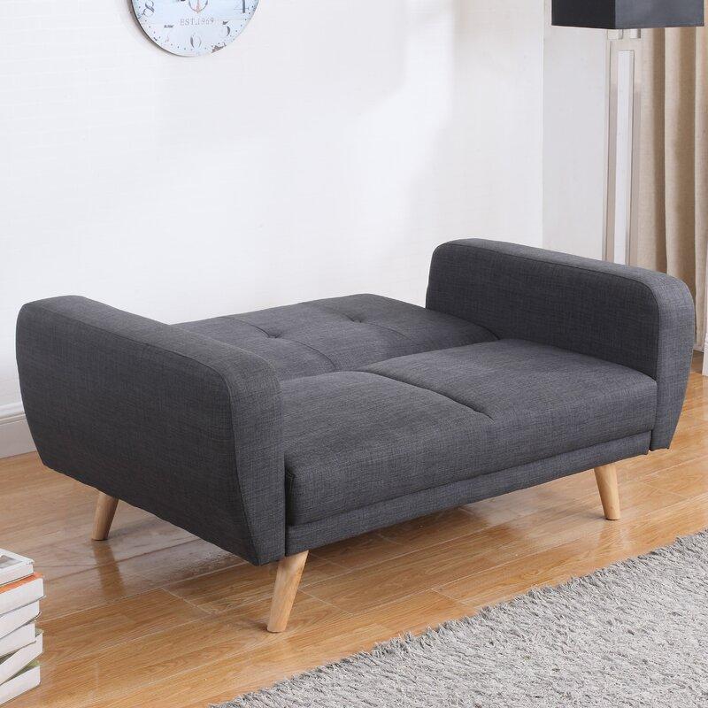 Fjrde amp Co Farrow 2 Seater Sofa Bed Reviews Wayfaircouk