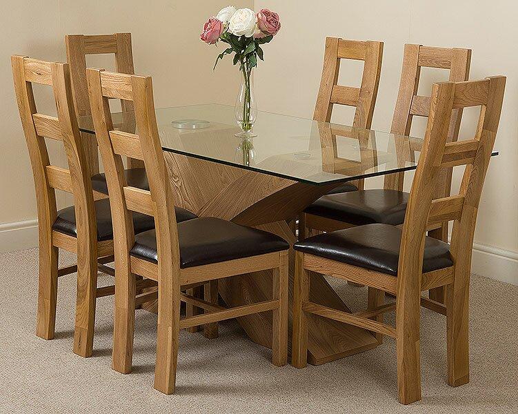 red barrel studio essgruppe south street mit 6 st hlen. Black Bedroom Furniture Sets. Home Design Ideas