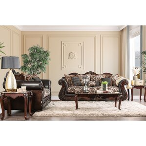 Astoria Grand Dolman Configurable Living Room Set