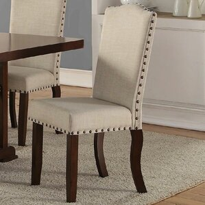 Amelie II Side Chair (Set of 2) by Infini..