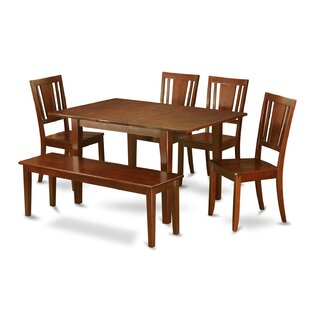 Lorelai 6 Piece Dining Set