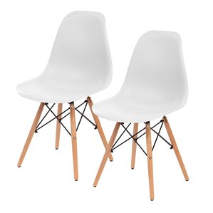 Shell Side Chair (Set of 2) by IRIS USA, Inc.