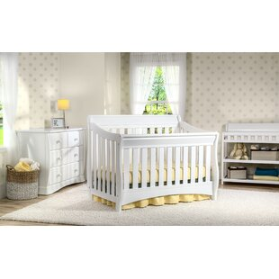 Bentley U0027Su0027 Series 4 In 1 Convertible 3 Piece Crib Set