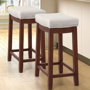 Leatrice 27 Bar Stool (Set of 2)