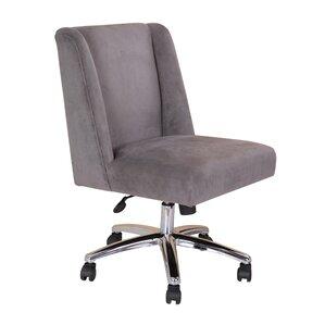 Wightman Decorative Mid Back Desk Chair