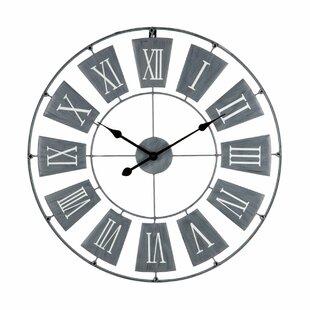 Really Big Clocks Wall Clock Wayfaircouk