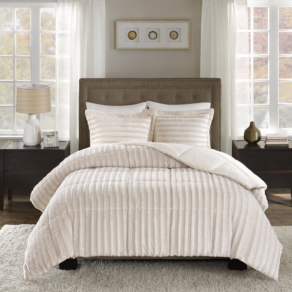 Faux Fur Bedding King Size Wayfair