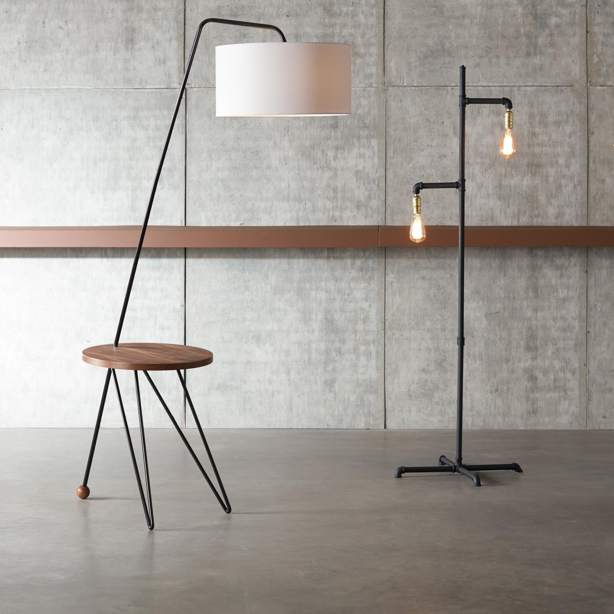 Modern Lighting Allmodern Wiring A Dining Room Light Floor Lamps